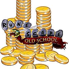 Selling runescape gold rs07 oldschool 100m-200m