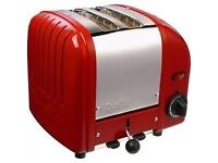 Dualit Vario 2 Slice toaster for sale