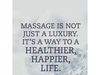 Female Scottish Massage Therapist -