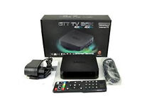 android tv box mxq m8 not skybox quick sale £30 each