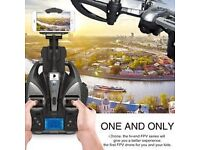 iDrone i4W Wifi FPV 2.4Ghz Mini RC Drone Quadcopter w/ Camera RTF