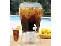 Drink dispenser for children's party, family