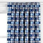 John Lewis Lined Curtains