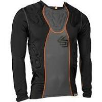 Shock Doctor Ultra ShockSkin Goaler Shirt, Medium 60$ NEW/NEUF