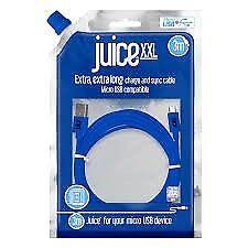 Juice XXL Micro USB Phone Tablet Charging 3M