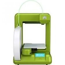 Cubify 384000 2nd Generation Cube 3D Printer - Green NEW