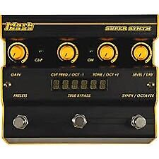 Super synth Markbass pour basse