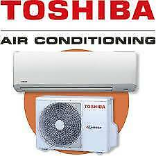 NEW SPLIT SYSTEM SALE: TOSHIBA, KELVINATOR AND CARRIER FROM $575 Caboolture Caboolture Area Preview