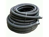 Wanted Perforated Garden Drainage Pipe