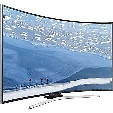 """49""""""""Samsung smart curve tv selling it for £260 ONO, need quick sale"""