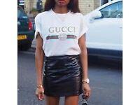 Gucci white Tshirt all sizes