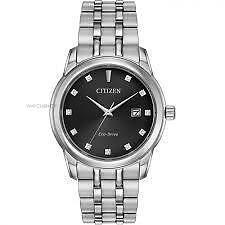 Citizen Mens PAIRS Quartz Stainless Steel Casual Watch, Color  BM7340-55E