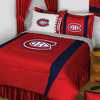 Montreal Canadiens Licensed Comforter Twin Size