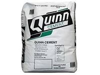10 x 25kg CEMENT BAGS - FREE LOCAL DELIVERY