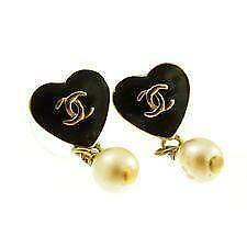 Chanel Stud Earrings