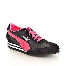 puma girls footwear