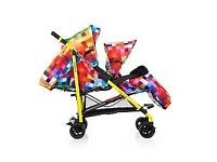 Cosatto Shuffle Double Tandem Pushchair Buggy