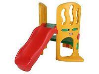 little tikes hide and slide climber outdoor garden toys