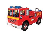 fireman sam 12v ride on