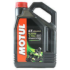 MOTUL 4T 5100 10W/40 Motorcycle Oil - NEW 5 Litres