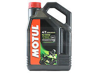 MOTUL 4T 5100 10W/40 Motorcycle Oil - NEW 5 Litres
