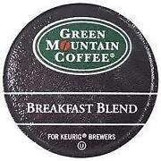 Keurig K Cups Breakfast Blend