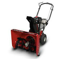 New Murray Snowblower