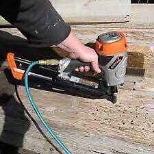 Paslode framer nail gun hire $25 a day