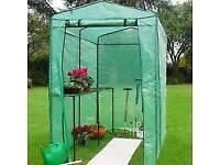 6x4 plastic greenhouse