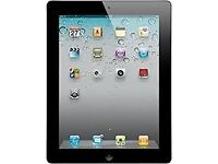 APPLE iPad 2 16GB WIRELESS BLACK MINT CONDITION 9.7 INCH 12 MONTHS WARRANTY USB LAPTOP CHARGE