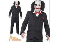 Saw outfit Halloween costume