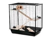 Large Rat cage, with accessories.