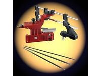 Brand New Blade Grinder Chainsaw Chain Pro Sharpener Kit 3 Bar Mounted With File