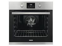 Zanussi ZOP37982XK Built-In Single Electric Oven, Stainless Steel - RRP £300