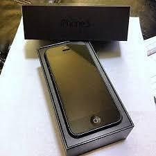 Black iPhone 5 Like New 16Gb, Rogers, Chatr