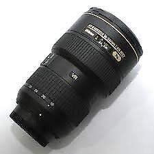 Nikon 16-35mm F4 Professional Wide Angle Lens