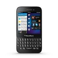 blackberry Q5 unlocked $125 , z10 $160, bold 9900 @99 only!!