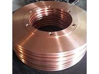 Best quality machined Seam welding wheel for your welders by PARENTNashik :Paramount Enterprises
