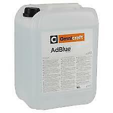 Car Parts - Ford Omnicraft AdBlue Solution for Diesel Cars TDCi 10 Litres 2138306