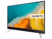 "49"" SAMSUNG BRAND NEW BOXED WITH REMOTE AND STAND"