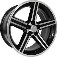 NEW 20INCH IROC REPLICA WHEELS WITH TIRES!FULL SET!300C,CHARGER