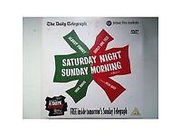 Saturday Night Sunday Morning DVD Promo The Daily Telegraph Albert Finney BFG