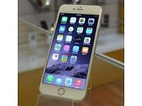 iPhone 6 - Silver - 16 GB!!! Used but in very good condition!!! Unlock to any network!!!