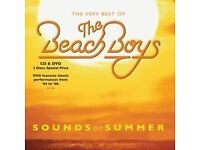 BEACH BOYS, VERY BEST OF, CD AND DVD,