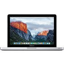 """Apple Mac Book Pro 13.3"""" with Intel Core i5 -2.5 Ghz / 4 GB RAM Mount Waverley Monash Area Preview"""