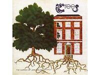 """Trees - """"The garden of Jane Trelawney"""" CD. 2008 release with bonus tracks."""