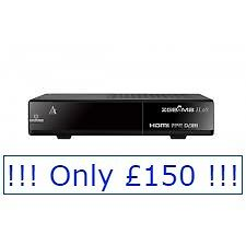Zgemma H2s Cable Box with 12 month Warranty.