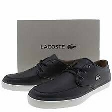 Lacoste size 10.5 Sevrin lcr