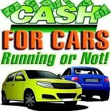 SELL YOUR DAMAGED, SCRAP, NON-RUNNING VEHICLE TODAY FOR CASH!