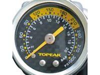 TOPEAK DGX SHOCK PUMP!!